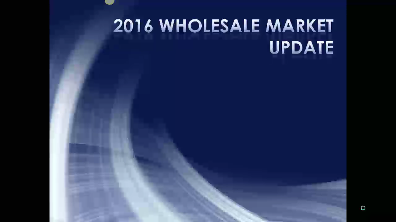 Vena Addresses the State of the Wholesaling Nation for 2016
