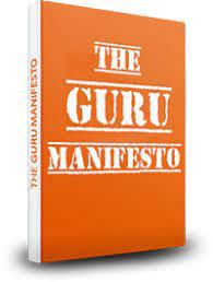 the guru manifesto